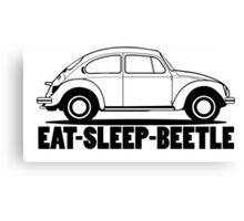 VW - Beetle  Canvas Print