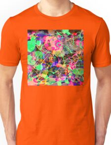 Colorful Creative Chaos Unisex T-Shirt