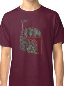 Tribal Bounty Hunter Classic T-Shirt