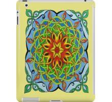 Fire Renewal Mandala Celtic Knot iPad Case/Skin