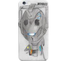Handles iPhone Case/Skin