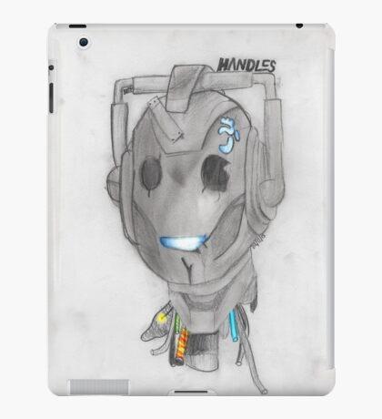 Handles iPad Case/Skin