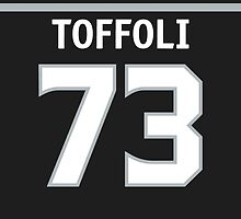 Los Angeles Kings Tyler Toffoli Phone Case by RussJericho23