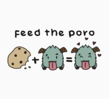 League of Legends - Feed the Poro by Zeniru