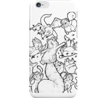 Adorable Animals iPhone Case/Skin