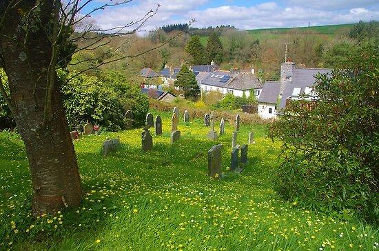 Rattery, Devon by lezvee