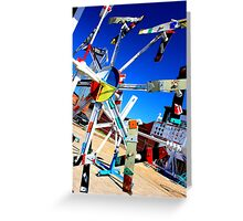 Whirligig Park Greeting Card