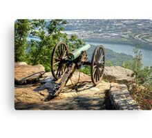 Cannon View Metal Print