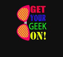 Get Your Geek On Womens Fitted T-Shirt