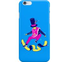 CRAZY SKATE iPhone Case/Skin