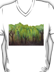The Cat in the Willows T-Shirt