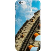 colosseum sunset iPhone Case/Skin
