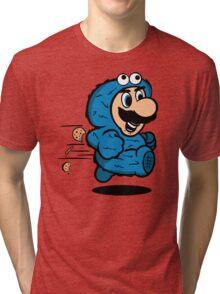 Tacookie Suit Tri-blend T-Shirt