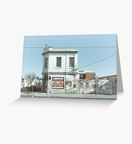 Richmond, Melbourne Greeting Card