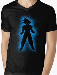 Goku Mens V-Neck T-Shirt