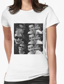 George, you cutie Womens Fitted T-Shirt
