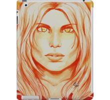 I Create Myself iPad Case/Skin