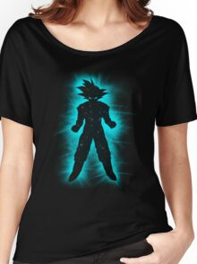 Goku Space Women's Relaxed Fit T-Shirt