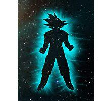 Goku Space Photographic Print