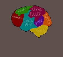 The brain of a Hannibal Fan T-Shirt
