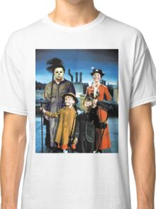 Michael Myers in Mary Poppins Classic T-Shirt