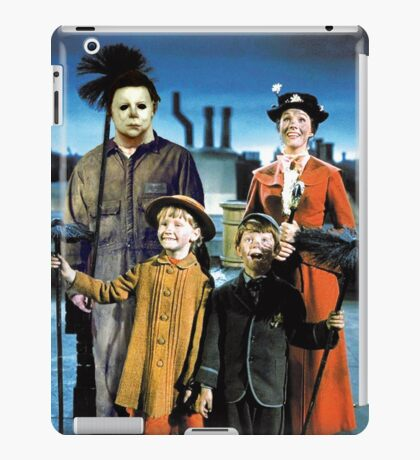 Michael Myers in Mary Poppins iPad Case/Skin