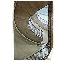 Stairs, Somerset House Poster