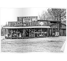 Trading Post, Arkansas Poster