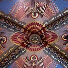 Interior Dome Art by phil decocco