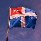 ST  MALO Flag by Sparky&Co .