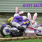 Hoppy Easter! by Monnie Ryan