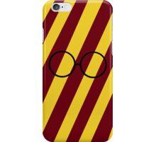 Gryffindor Harry Potter Glasses Phone Case iPhone Case/Skin