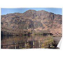Loch Katrine,The Trossachs,Scotland Poster