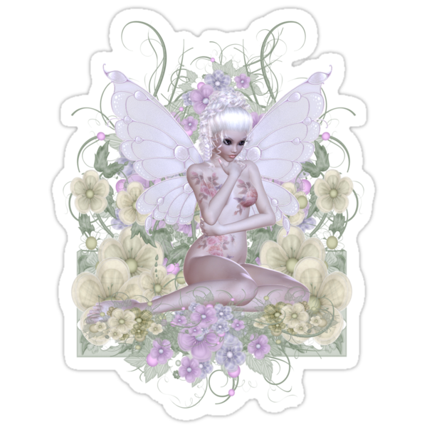 Flower Faerie by LoneAngel