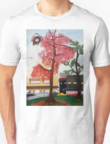 The Blessing Of The Red Tree  Unisex T-Shirt
