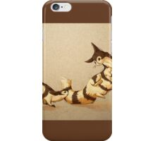 Furret War Dance iPhone Case/Skin