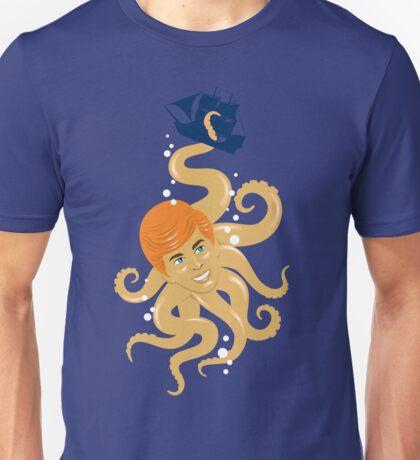 Release The Kra-Ken Unisex T-Shirt