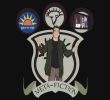 Meta-Fiction Gabriel by MonkeyLi