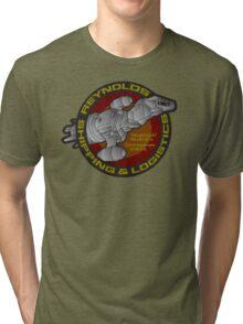 Firefly: Reynolds Shipping & Logistics Tri-blend T-Shirt