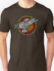Firefly: Reynolds Shipping & Logistics T-Shirt