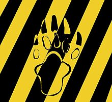 Badger Paw Hufflepuff Phone Case by EmmaPopkin