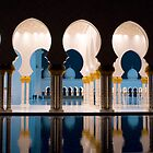 Sheikh Zayed Grand Mosque 3 by milena boeva