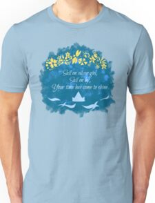 Bridge over Troubled Water Unisex T-Shirt