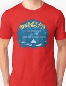 Bridge over Troubled Water Unisex T-Shirt