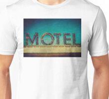 Vintage Motel Sign Unisex T-Shirt