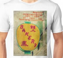 Chinese Bakery Neon Sign Unisex T-Shirt