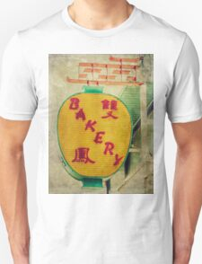 Chinese Bakery Neon Sign T-Shirt