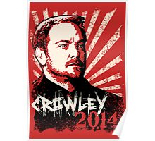Crowley 2014 - King of Hell Poster