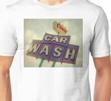 Crown Car Wash Neon  Unisex T-Shirt