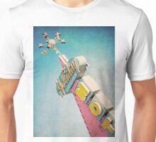 Holiday Lodge Googie Sign Unisex T-Shirt